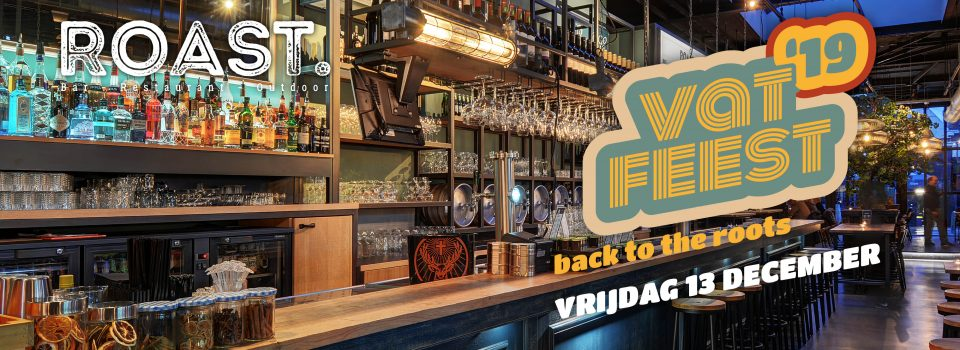 JCI Friesland VAT feest - 13 december 2019 in restaurant Roast in Leeuwarden