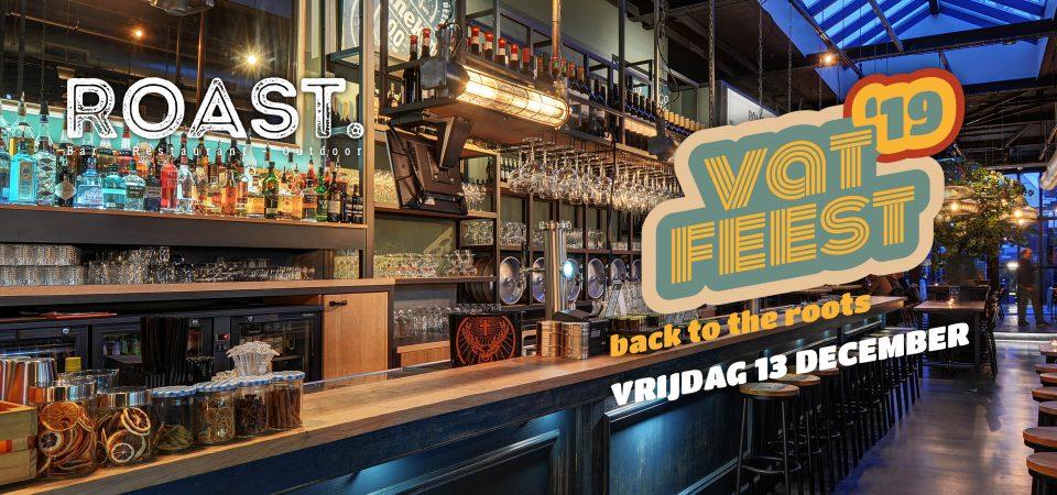 JCI Friesland VAT feest - 13 december 2019 in restaurant Roast in Leeuwarden