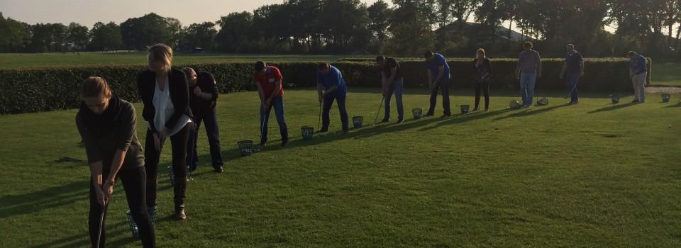 JCI Golf georganiseerd door JCI Friesland