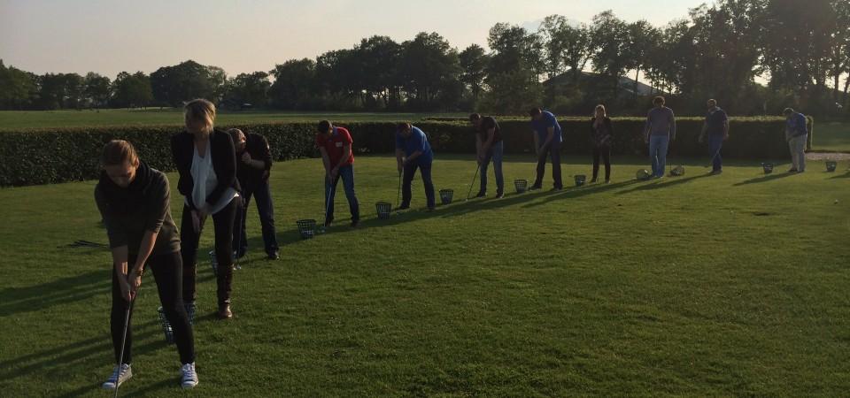 JCI Golf georganiseerd door JCI Friesland 8